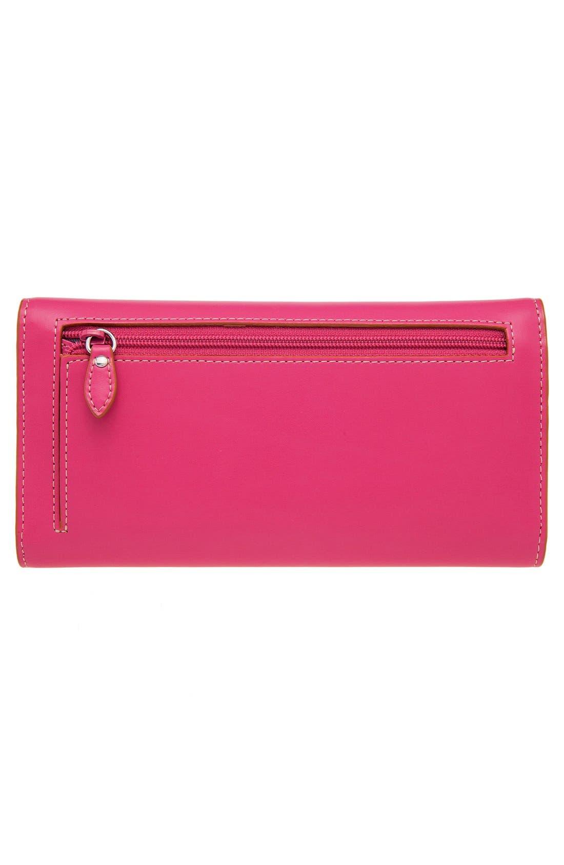 Alternate Image 3  - Lodis 'Audrey' Checkbook Clutch Wallet
