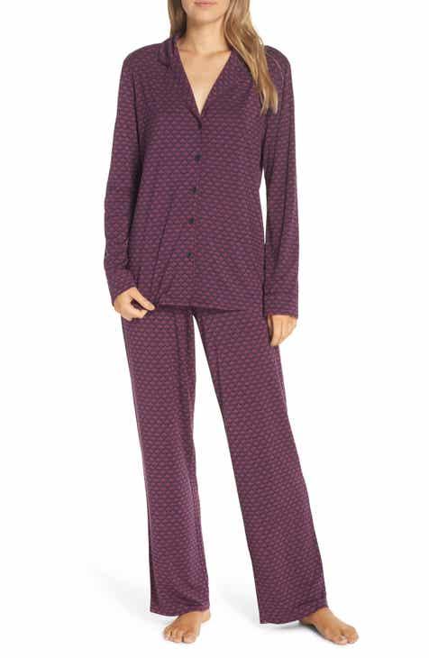 nordstrom lingerie moonlight pajamas - Christmas Pajamas Women