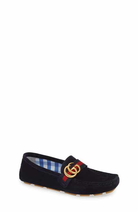 3aa98789a Gucci Noel Driving Loafer (Toddler   Little Kid)