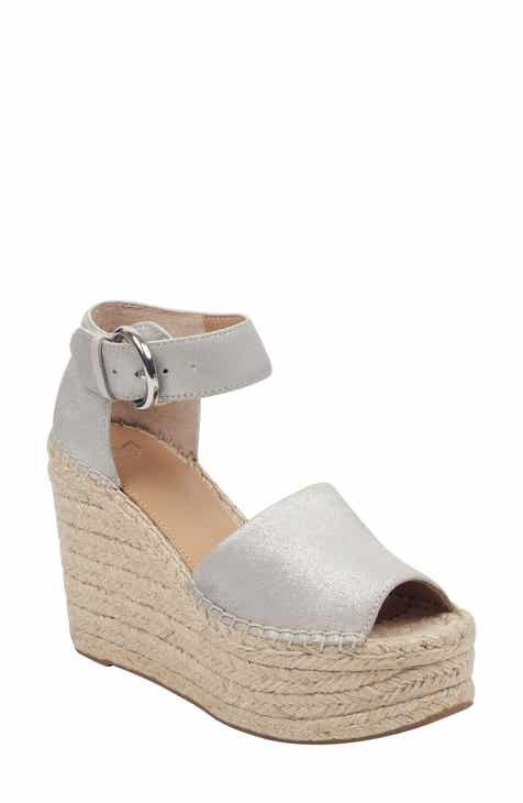 a44cb61b66ed Marc Fisher LTD Alida Espadrille Platform Wedge (Women)