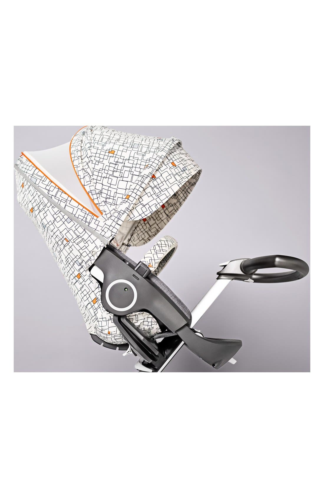 'Grid' Stroller Seat Style Kit,                             Alternate thumbnail 5, color,                             Grid
