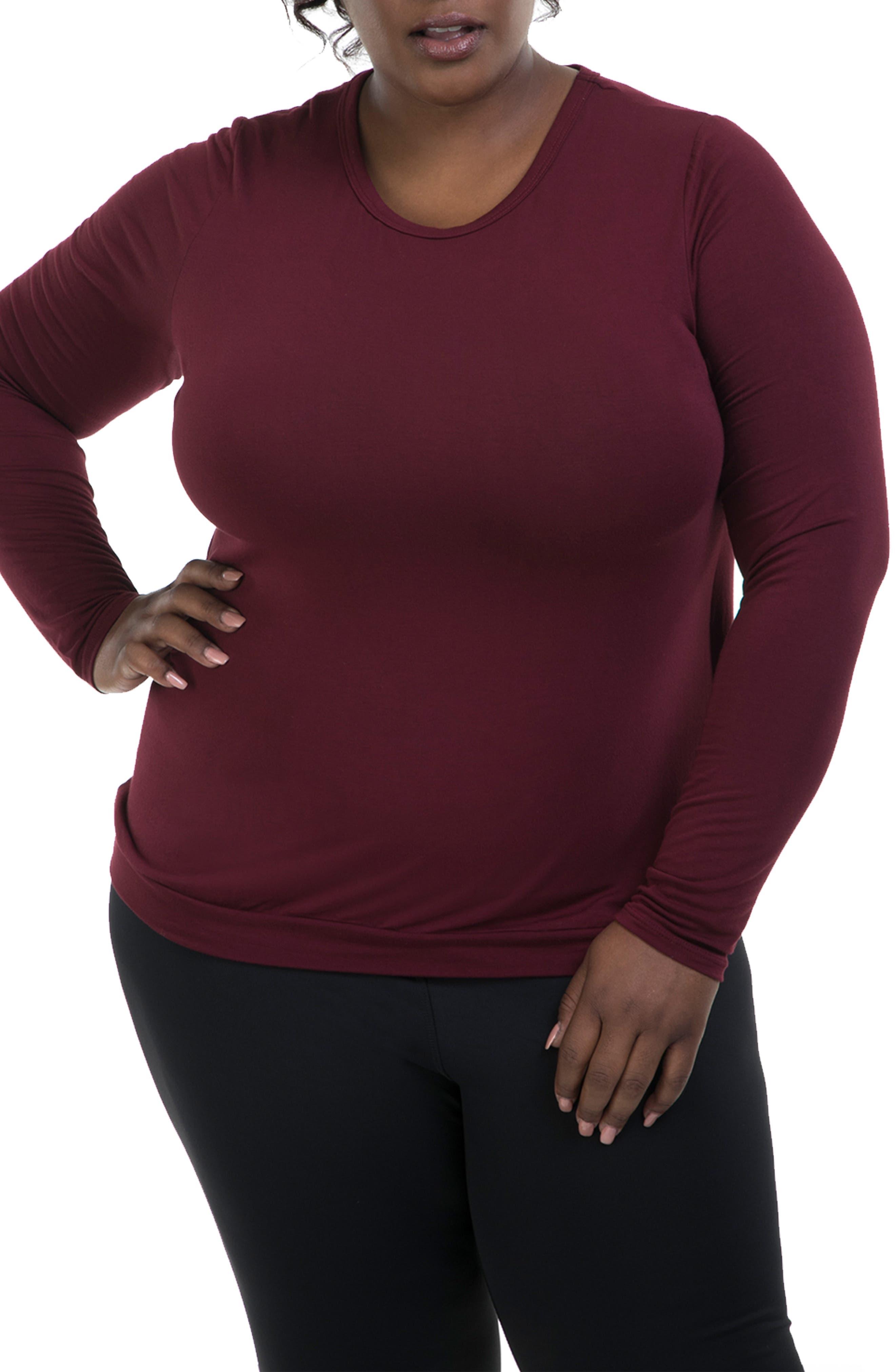 f027f3b02ba Women s LOLA GETTS Plus-Size Tops