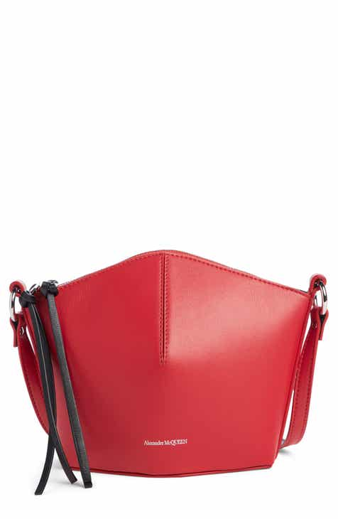Red Alexander McQueen Handbags   Nordstrom c7b9f38818