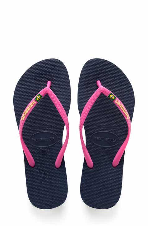 1ae0a0b45ad Havaianas Slim Brazil Flip Flop (Women)