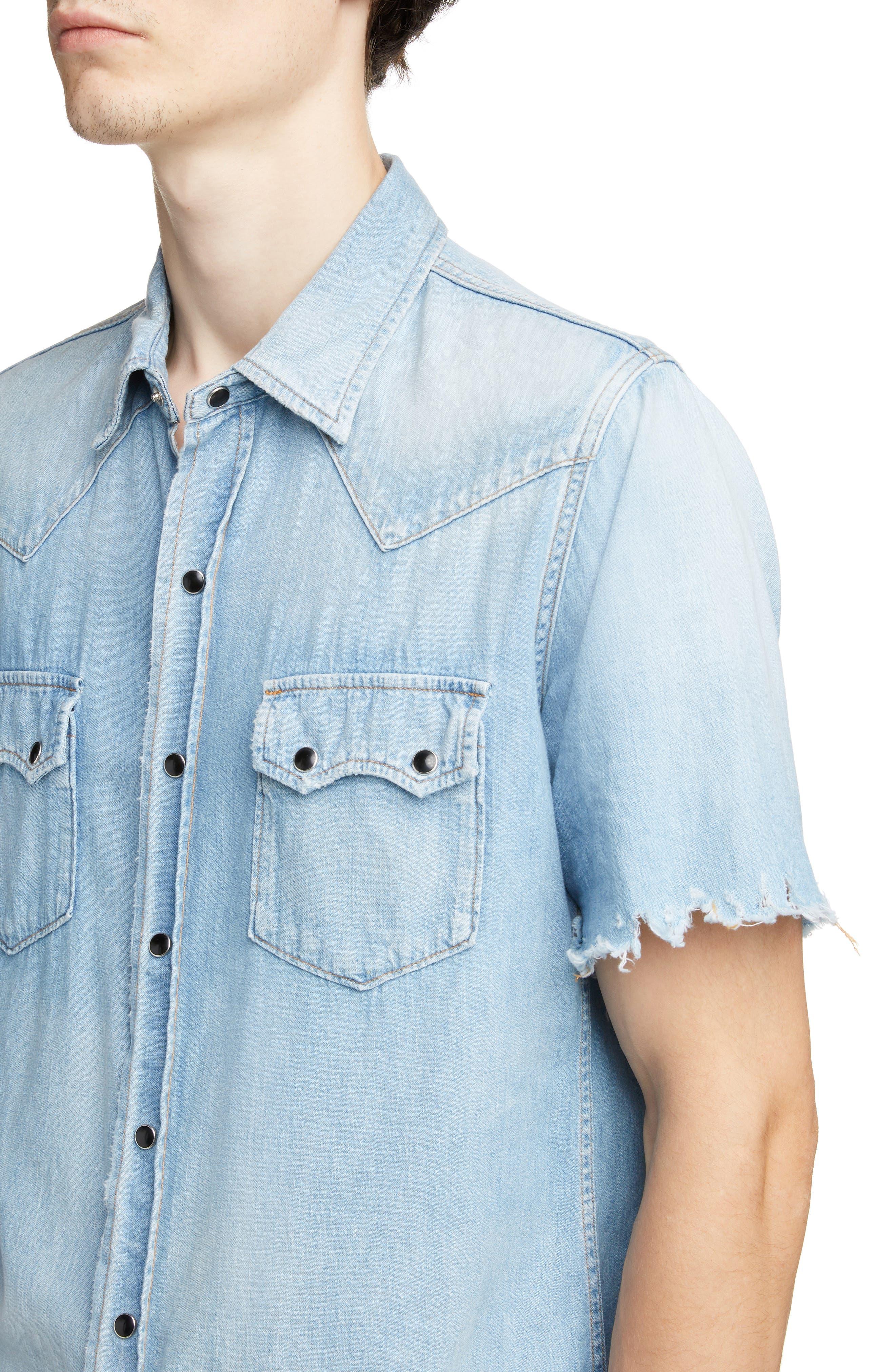 54269d5e756 Men's Denim Shirts | Nordstrom