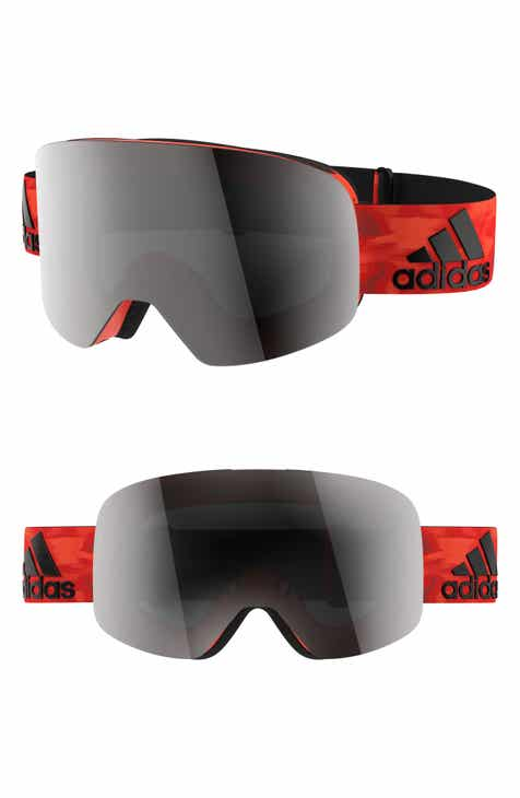 3613932a8a adidas Backland Spherical Mirrored Snowsports Goggles