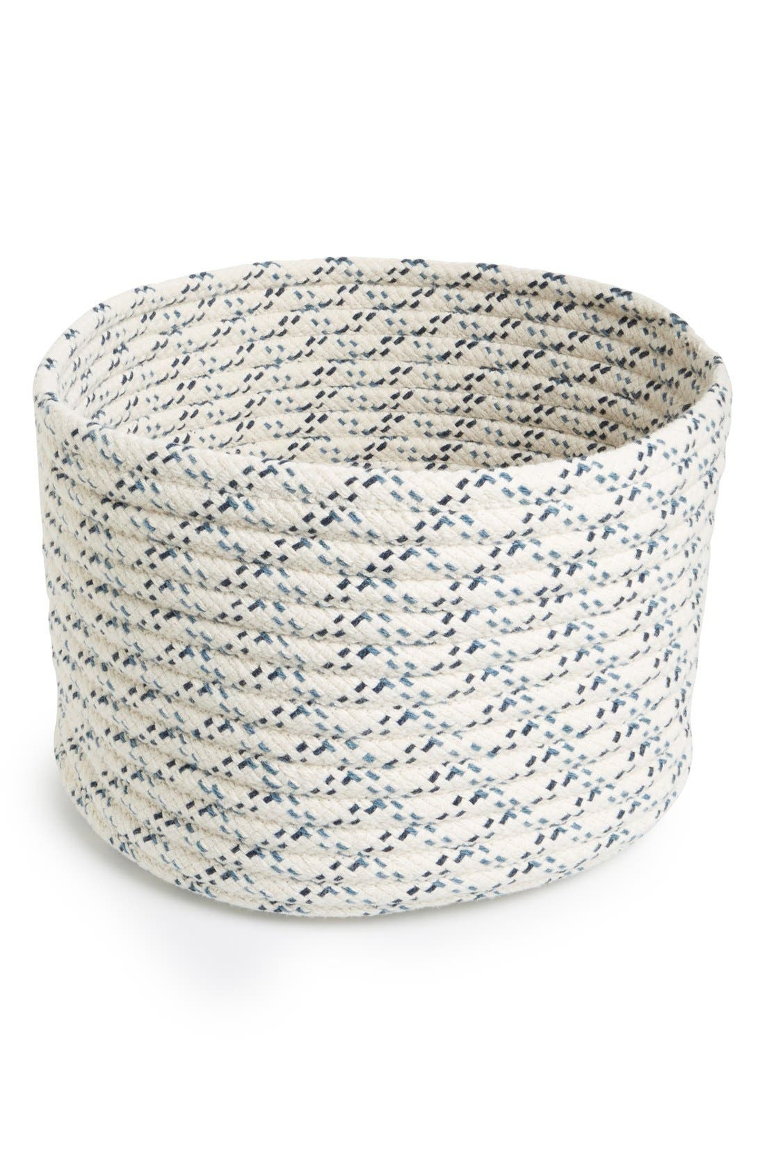 Main Image - Colonial Mills Braided Storage Basket
