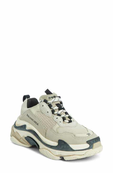 60669a50960 Balenciaga Triple S Low Top Sneaker (Women)
