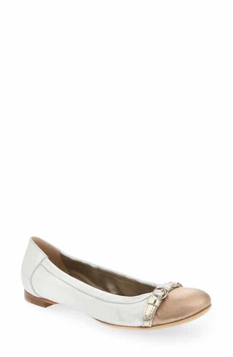 3719c88b94 AGL Cap Toe Ballet Flat (Women)