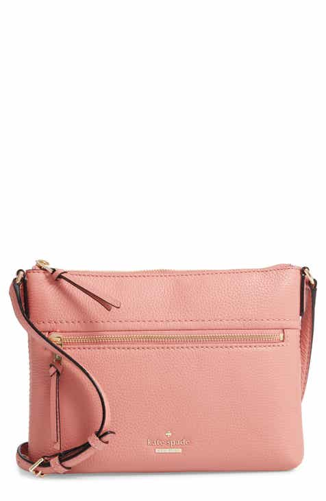 Kate Spade New York Jackson Street Gabriele Leather Crossbody Bag