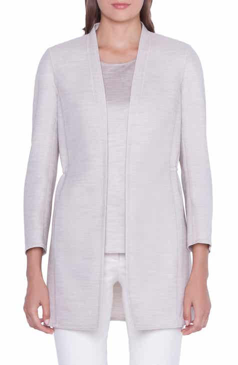 Akris Piqué Jacket By AKRIS by AKRIS Today Sale Only