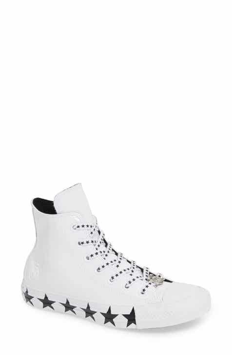 b9bf4ac4ce1035 Converse x Miley Cyrus Chuck Taylor All-Star Hi-Top Sneaker (Women)