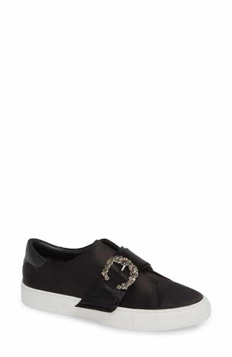 ba21844ae52 Tory Burch Greer Embellished Slip-On Sneaker (Women)