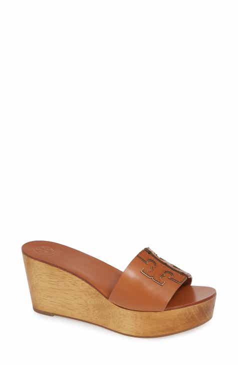 2fd060cf130 Tory Burch Ines Wedge Slide Sandal (Women)