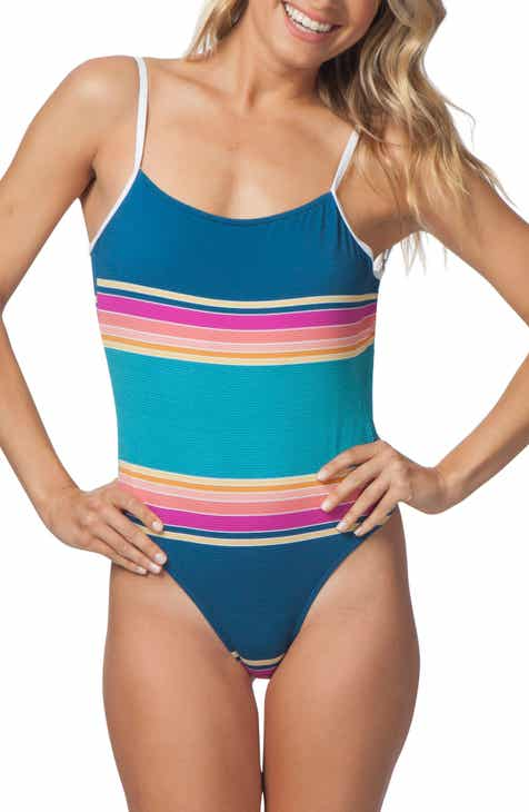 2866b411b4 Rip Curl Golden Haze One-Piece Swimsuit