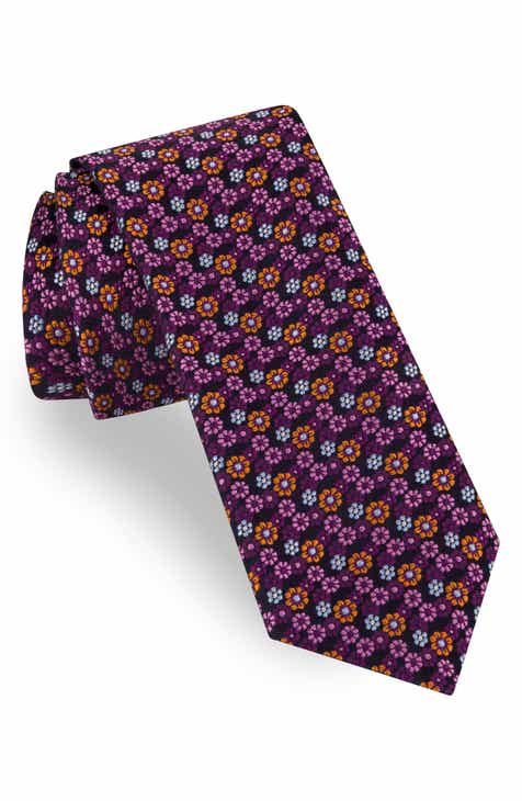 d599745ca526d Ted Baker London Floral Silk Tie