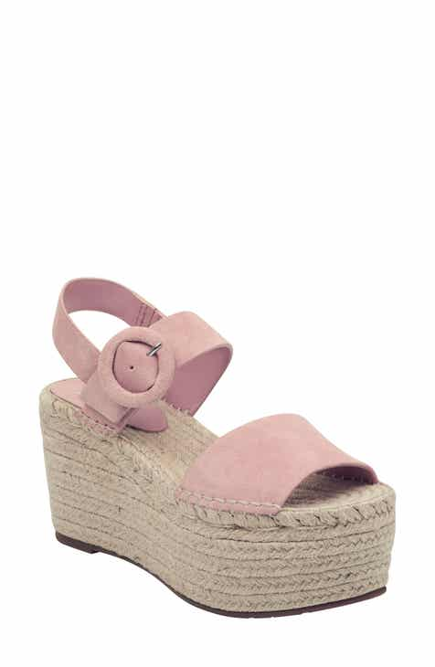 Marc Fisher LTD Rex Platform Sandal (Women)