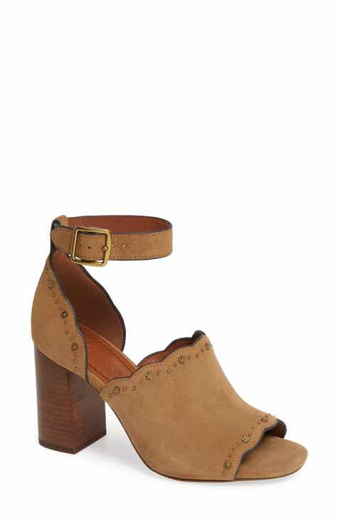 916ae5d95e4e COACH Marnie Block Heel Sandal (Women)