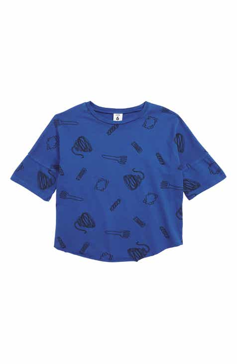 Stem Print T-Shirt (Toddler Boys & Little Boys)