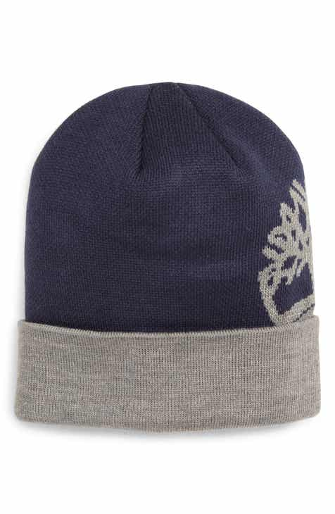 a9754d90e51e51 Timberland Tree Logo Watch Cap Beanie. $25.00. Product Image. BLACK;  HEATHER GREY