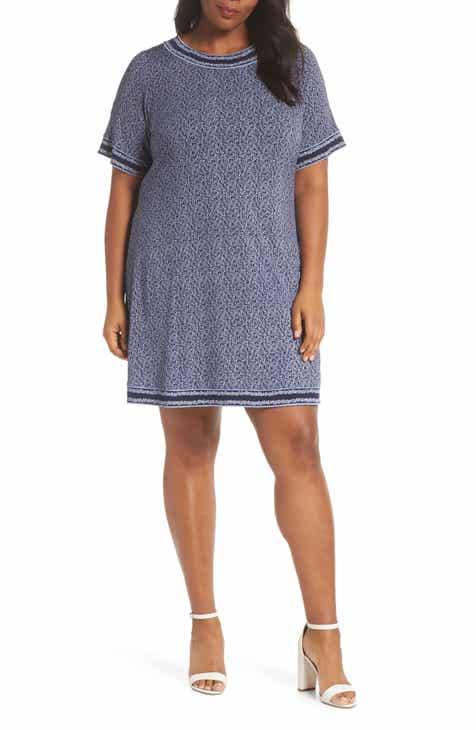 d35ce6c42b MICHAEL Michael Kors Ditsy Vines Border Print Dress