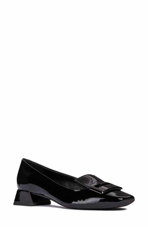 Geox Vivyanne Square Toe Loafer Pump (Women) 7ff31d12b81
