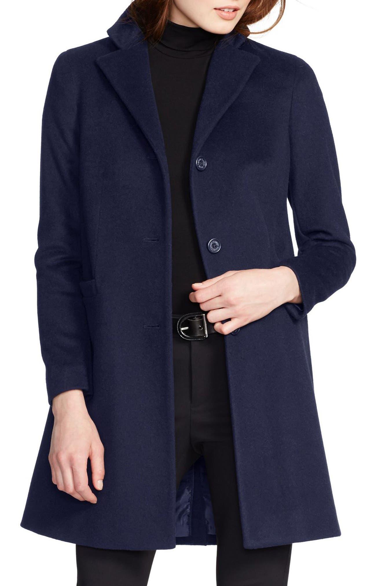 3bd47d9800fd Women s Mid-Length Coats   Jackets