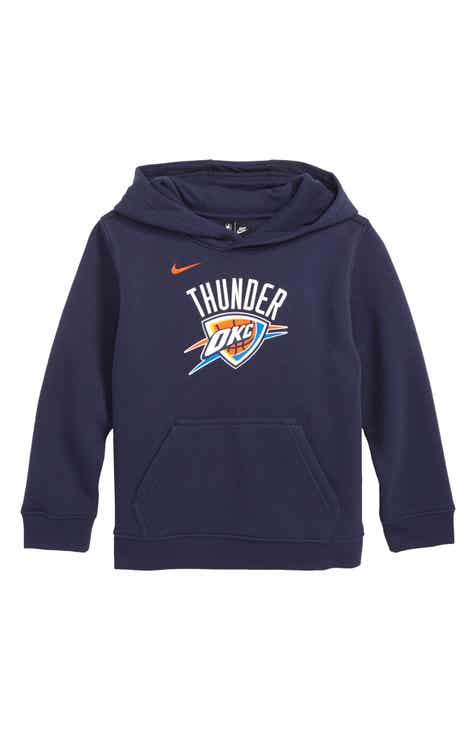 Nike Oklahoma City Thunder Hoodie (Little Boys)