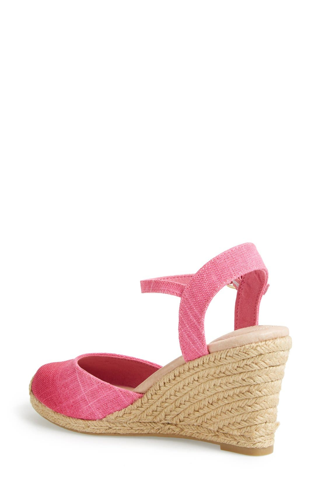 Alternate Image 2  - Adam Tucker by Me Too 'Bethany' Wedge Sandal (Women)