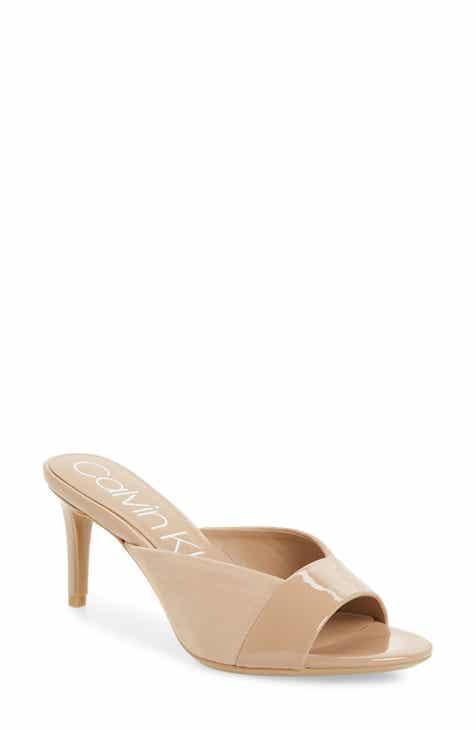 f8827210efb4 Calvin Klein Laron Slide Sandal (Women)