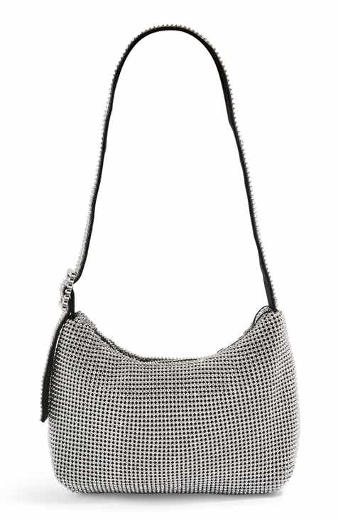 eddb3b3f61e5 Topshop Diana Crystal Embellished Shoulder Bag