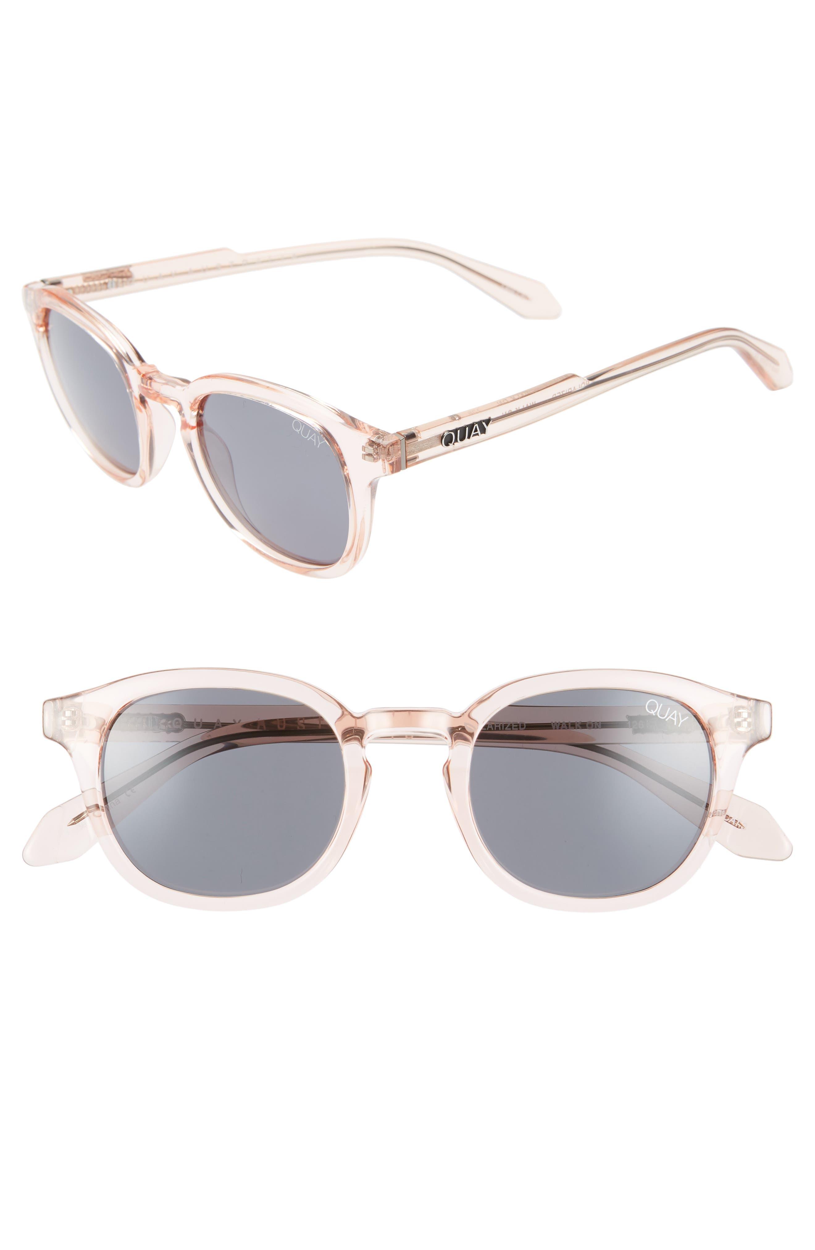 ebde17f0b0 Quay Women s Round Sunglasses