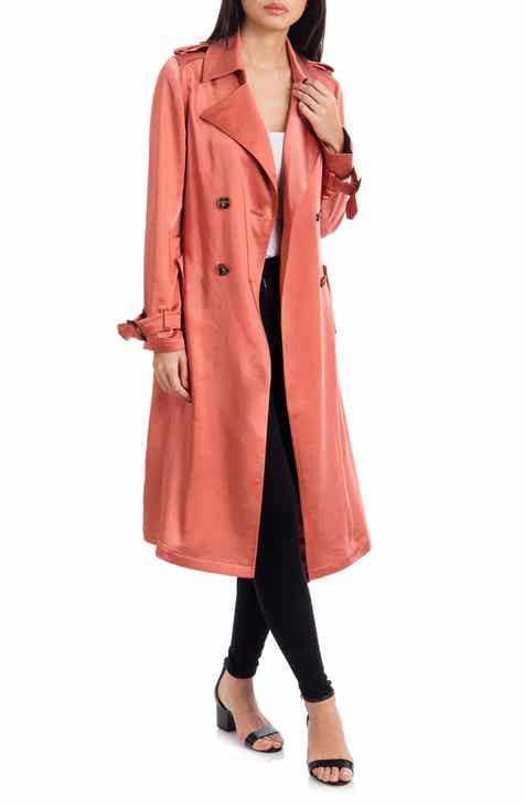 f18872fd439bc Women s Badgley Mischka Collection Coats   Jackets