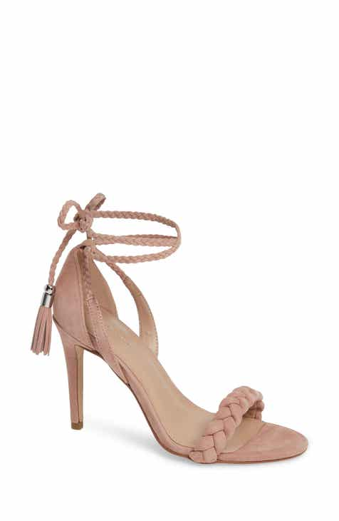71a91b58fcec8 BCBG Jessica Ankle Strap Sandal (Women)
