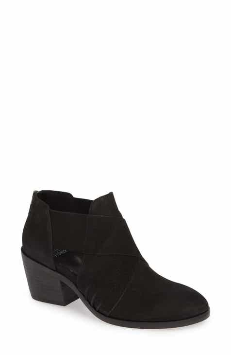 19f56805484b Eileen Fisher Walt Cross Strap Bootie (Women)