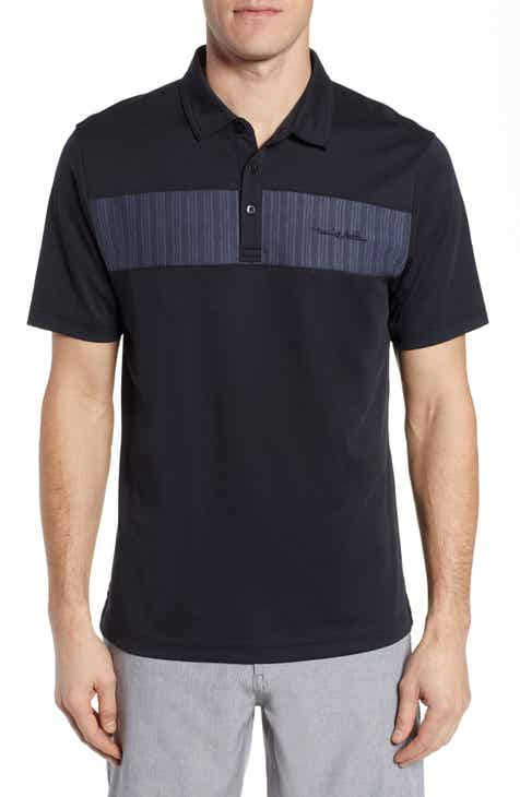 ed54fcb69a3 TravisMathew Burns Regular Fit Polo