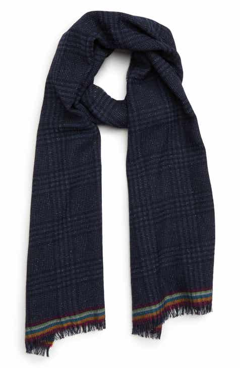 e8c2facf6f6 Paul Smith Neppy Check Scarf