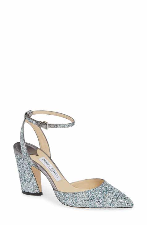 093309f755c Jimmy Choo Micky Ankle Strap Pump (Women)