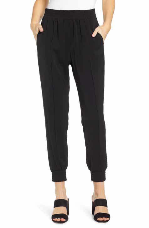 70e1ad0c19 WAYF Kimball Lace Trim Jogger Pants
