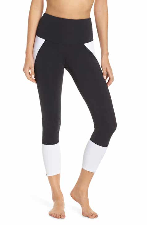Onzie Athletic Cropped Leggings by ONZIE