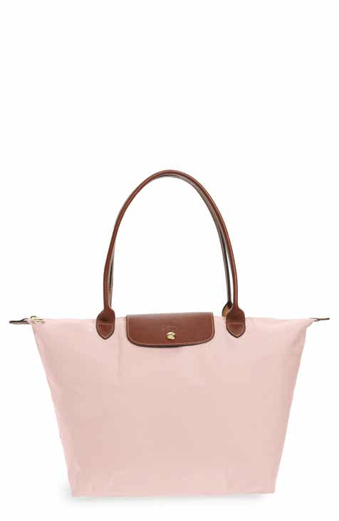 ec60b79203 Pink Tote Bags for Women  Leather