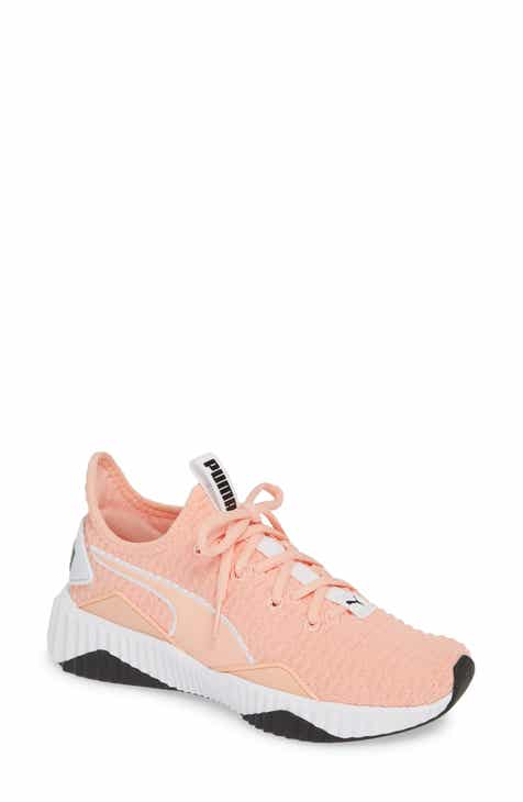 Pink PUMA Shoes for Women  a7512c05b