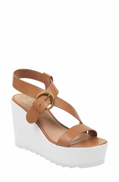 79ba858b19cc Marc Fisher LTD Mahina Platform Wedge Sandal (Women)