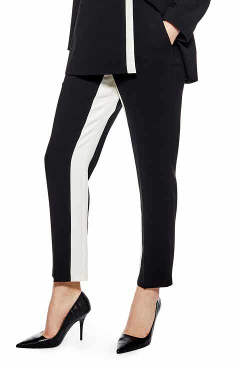 Alice + Olivia Stacey Slim Ankle Pants by ALICE AND OLIVIA