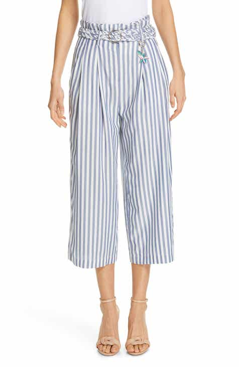 Ted Baker London Colour by Numbers Delyn Stripe Trousers by TED BAKER LONDON