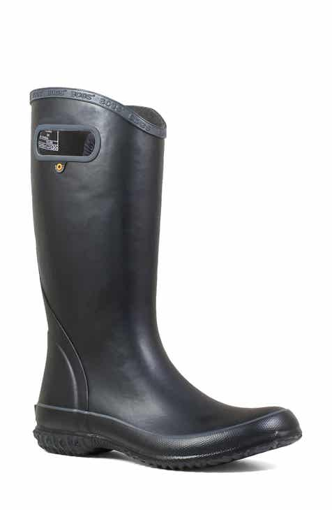 520f787470136f Bogs Classic Tall Waterproof Rain Boot (Women)