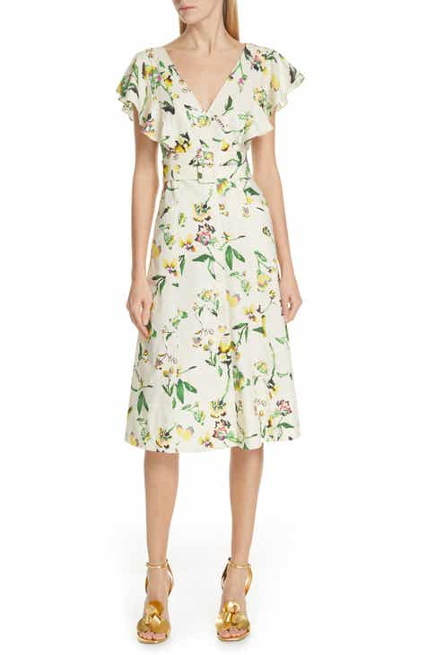 Tommy Bahama Off the Shoulder Cover-Up Jumpsuit by TOMMY BAHAMA