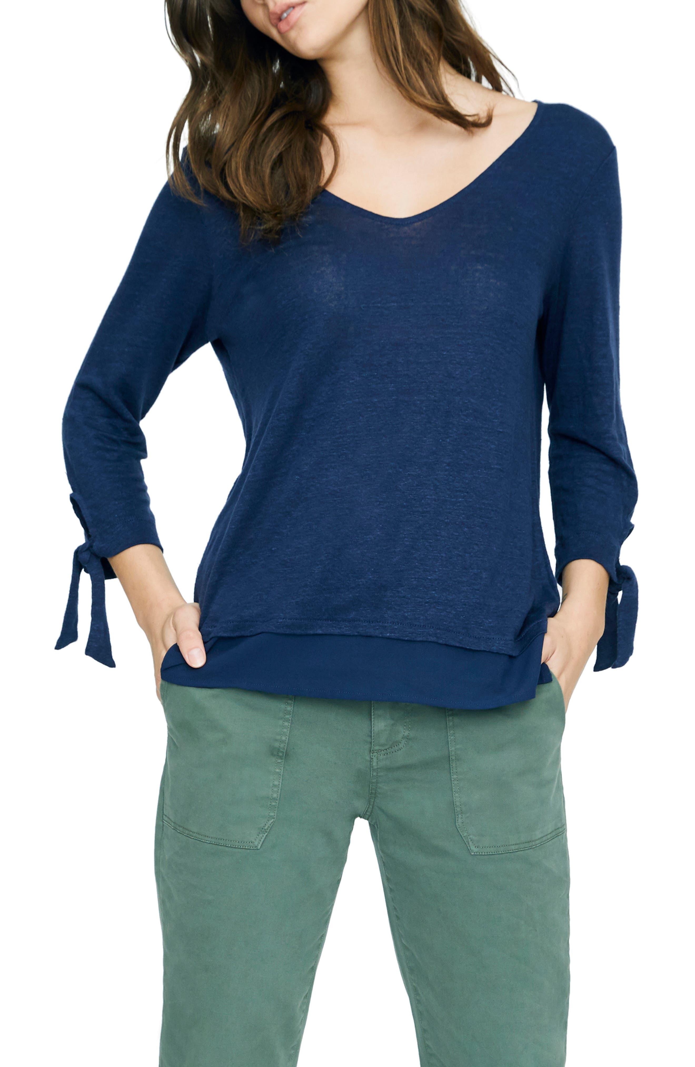 9faf2f823410ba Women s Linen Tops