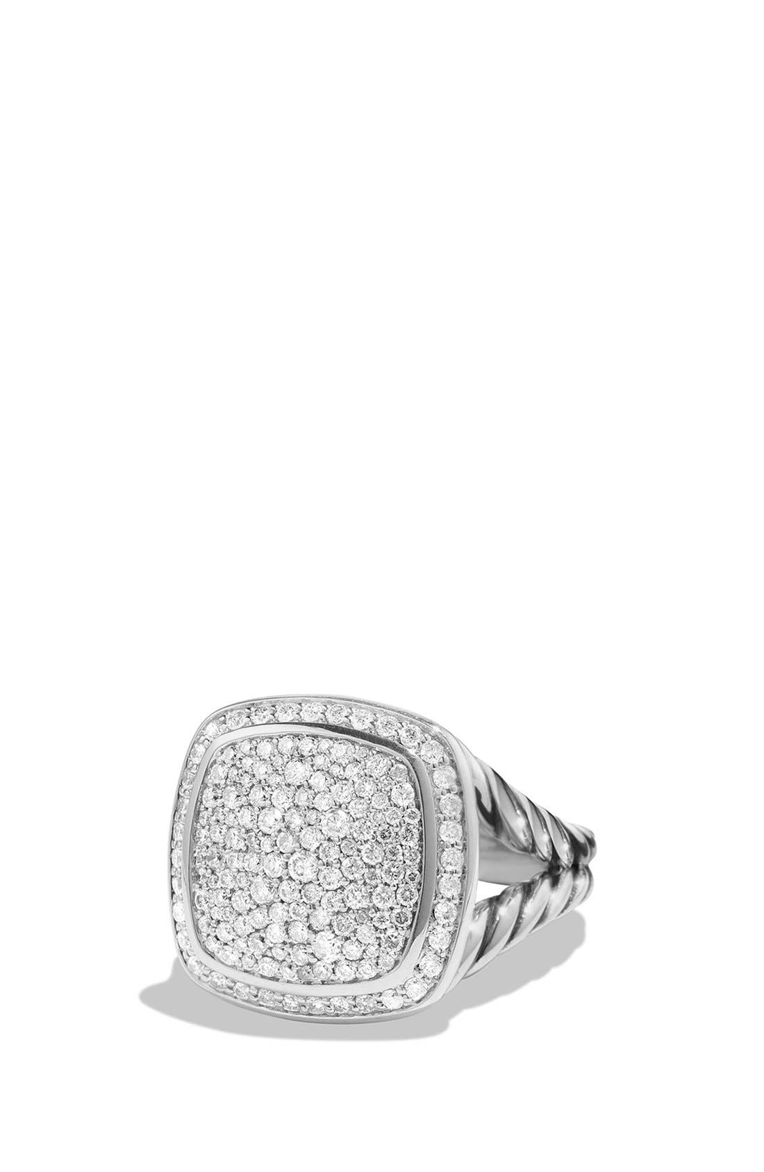 Main Image - David Yurman 'Albion' Ring with Diamonds