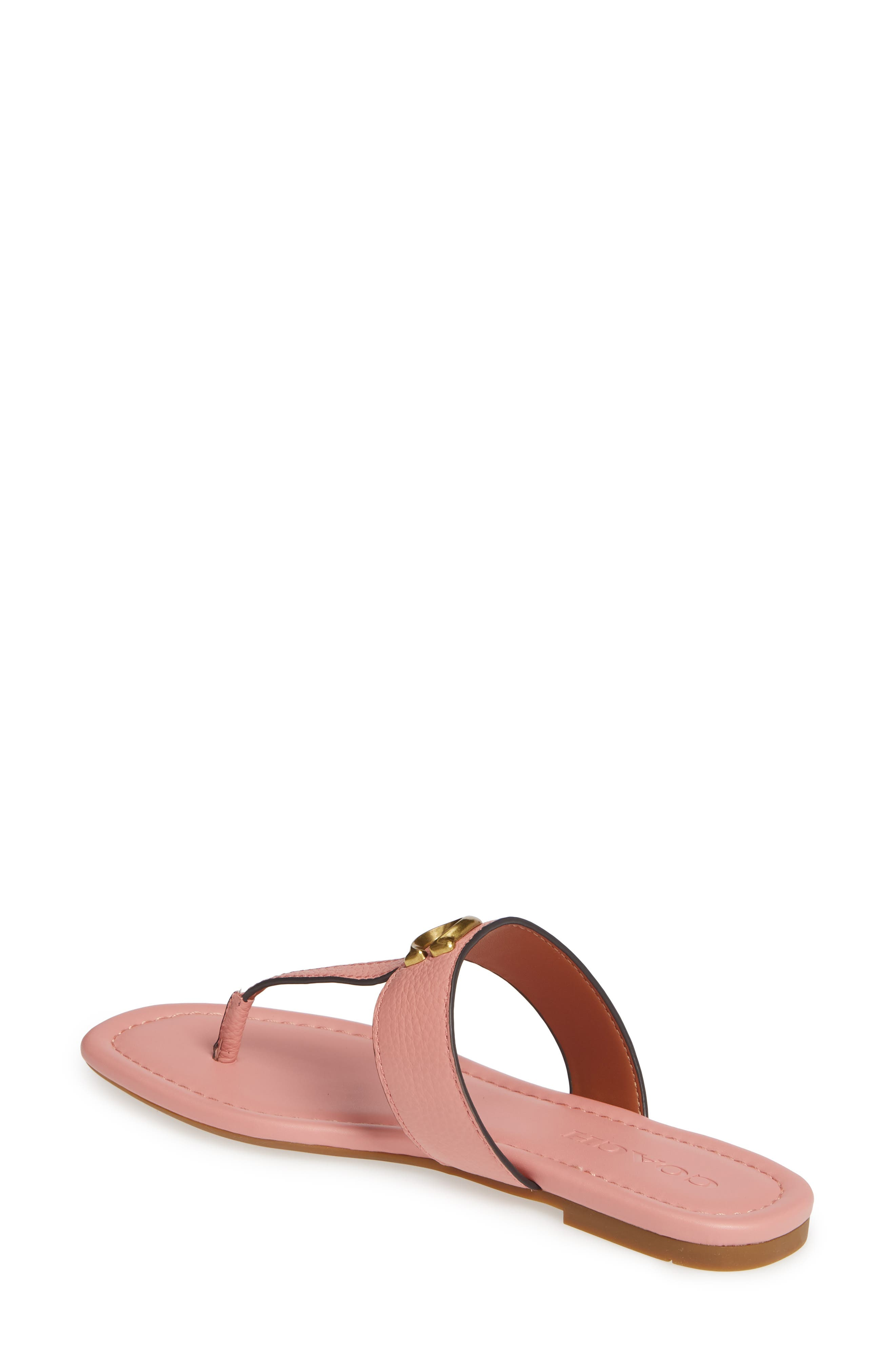 2fc1c0116bd9 Women s COACH Flat Heeled Sandals